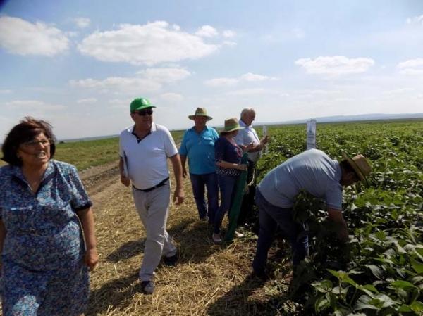 intalnire ministrul Agriculturii cu fermierii din Valea Ramnicului – Şansa News