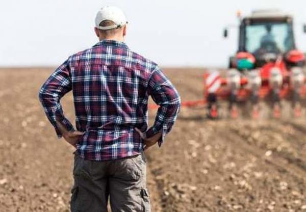 Cautarea fermierului pentru agricultor