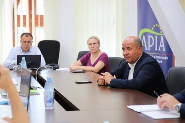 Șeful APIA, anunț astăzi: Noi terenuri care intră la plata subvenției APIA!