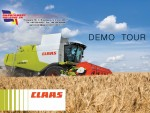 Claas Lexion 670 - Demo Tour