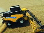 Combina New Holland CR9090 Elevation