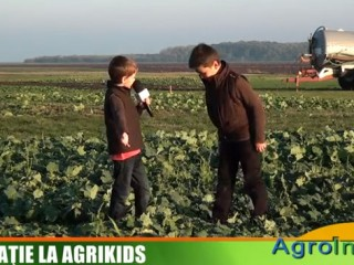 Invitatie la AGRIKIDS