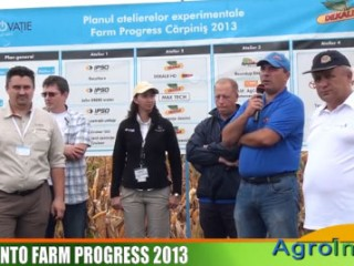 Monsanto Farm Progress 2013