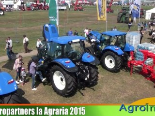 NHR Agropartners la Agraria 2015