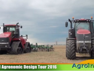 Case IH Agronomic Design Tour 2016