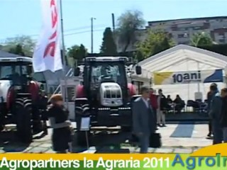NHR Agropartners la Agraria