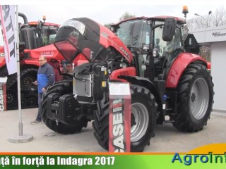 TITAN MACHINERY ROMANIA la Indagra 2017