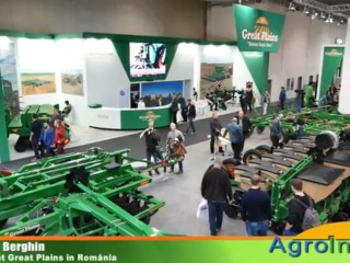 Noutăţi Great Plains la Agritechnica 2017