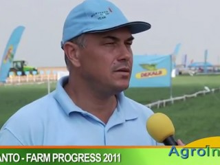 Monsanto - Farm Progress 2011