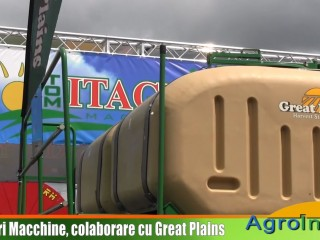 Tomit Agri Macchine, colaborare cu Great Plains