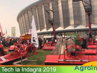 Farm Tech la Indagra 2019