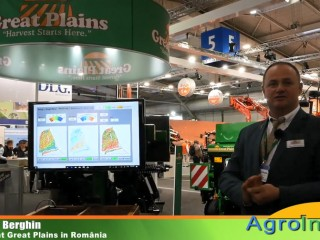 Noutăţi Great Plains la Agritechnica 2019